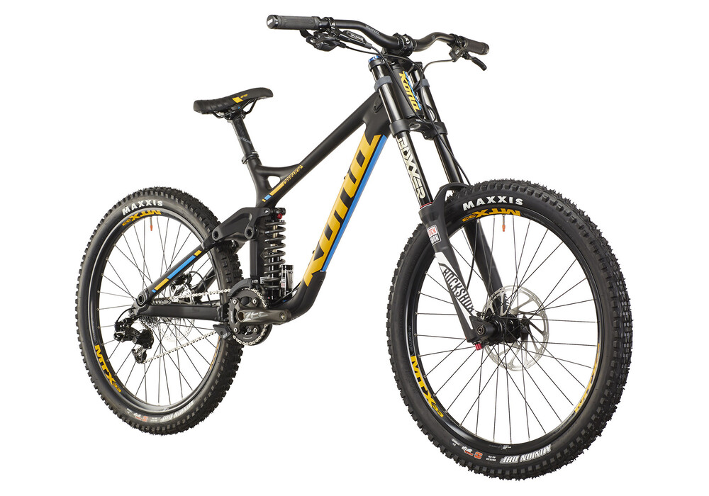 Kona Operator - MTB doble suspensión - negro | Bikester.es